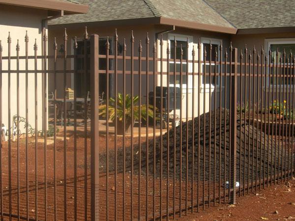 Wrought Iron Fence Sacramento