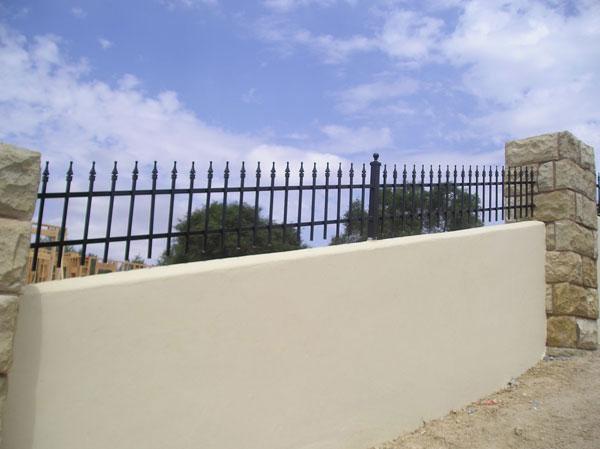 Wrought Iron Fence - Sacramento, CA