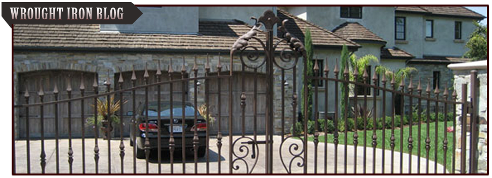 Wrought Iron Sacramento Blog