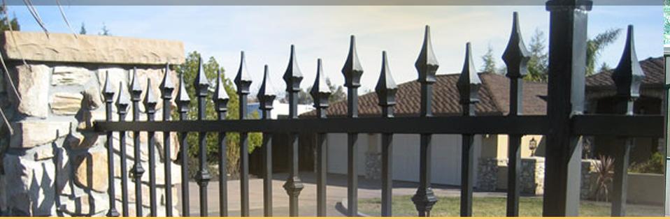 Iron Sacramento Iron Gates Iron Fencing Iron Railings Wrought Iron